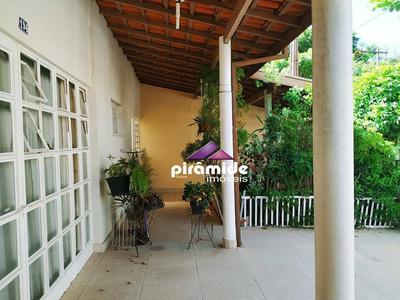 Casa Com 3 Dormitórios À Venda, 98 M² Por R$ 520.000,00 - Cidade Vista Verde - São José Dos Campos/sp - Ca4235
