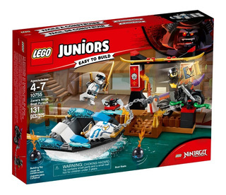 Lego Juniors 10755 Zane