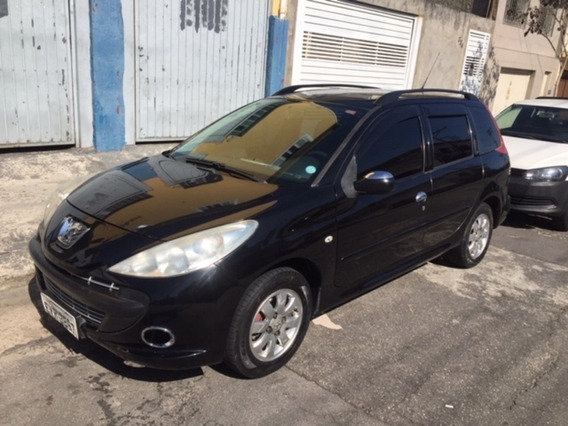 Peugeot 207 Sw Xrs 1.4 - Completo - 2012
