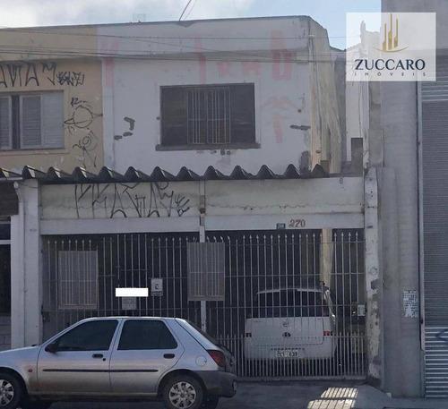 Terreno Comercial Avenida Brigadeiro Faria Lima - Te0899