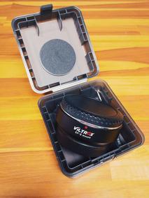 Adaptador Viltrox Ef-e Mount Sony A6300 A6500 Speedbooster