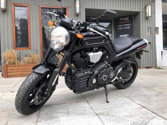 Yamaha Mt01 Naked 2010 Solo 1500km