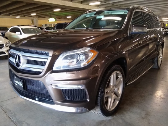 Mercedes Benz Gl500 2013