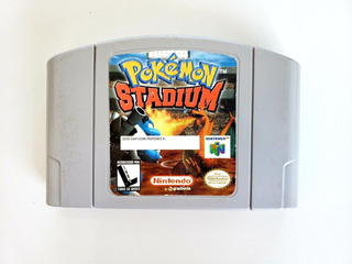 Pokemon Stadium Original N64