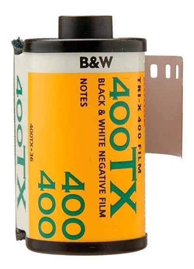 Kodak Tri-x 400 (filme De 35mm, 36 Exposições)