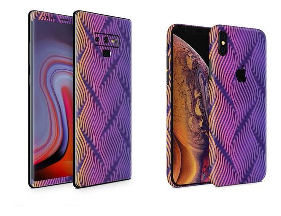 Skin Twisty Apple Samsung Huawei Lg Sony Xiaomi Etc
