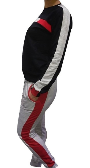 Conjunto Deportivo Mujer Buzo Y Pantalon !! Envio Gratis