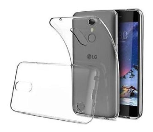 Imagen 1 de 6 de Funda Para K4 LG Transparente Flexible