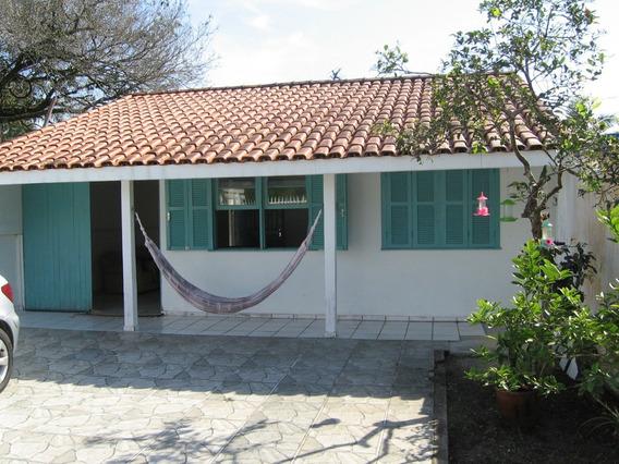 Casa Praia Ipanema - Pr - Mobiliada, 4 Quartos,2 Banheiros