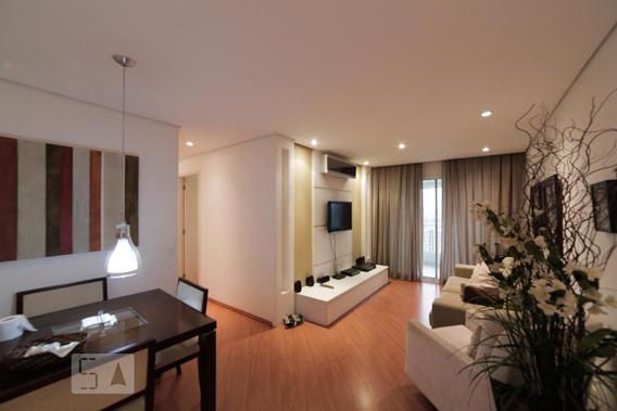 Apartamento No 22º Andar Com 2 Dormitórios E 2 Garagens - Id: 892950206 - 250206