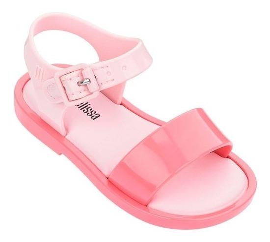 Sandalias Niñas Mini Melissa Mar Sandal Iii Rosa