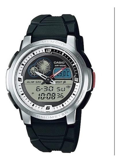Relógio Casio Aqf102w-7bvdf