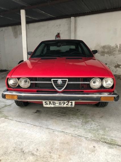Vendo Alfa Romeo Sprint Veloce 1.5 De 1981