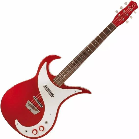 Guitarra Danelectro Wild Thing Red Vermelha Com Garantia