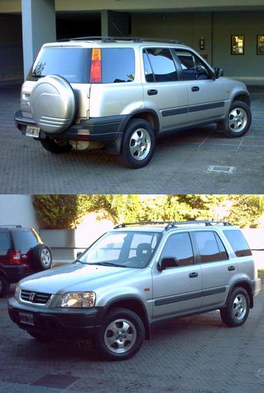 Honda Crv 1998 4x4 Muy Poco Uso Original 100%