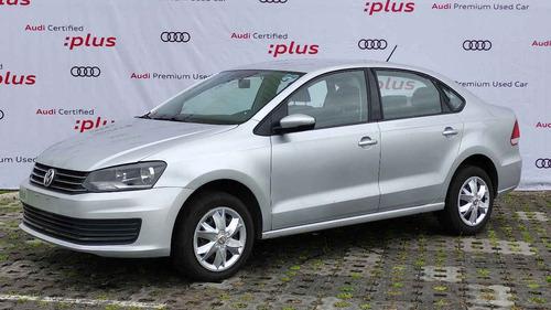 Imagen 1 de 15 de Volkswagen  Vento  2020  4p Starline L4/1.6 Aut