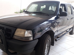 Ford Ranger 2.5 Xl Cab. Dupla 4x4 4p