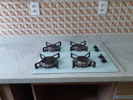 Apartamento Para Locação Em Mogi Das Cruzes, Alto Ipiranga, 2 Dormitórios, 1 Banheiro, 1 Vaga - 2232