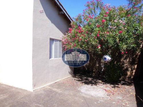 Imagem 1 de 3 de Casa Com 3 Dormitórios À Venda, 100 M² Por R$ 160.000 - Jussara - Araçatuba/sp - Ca1277