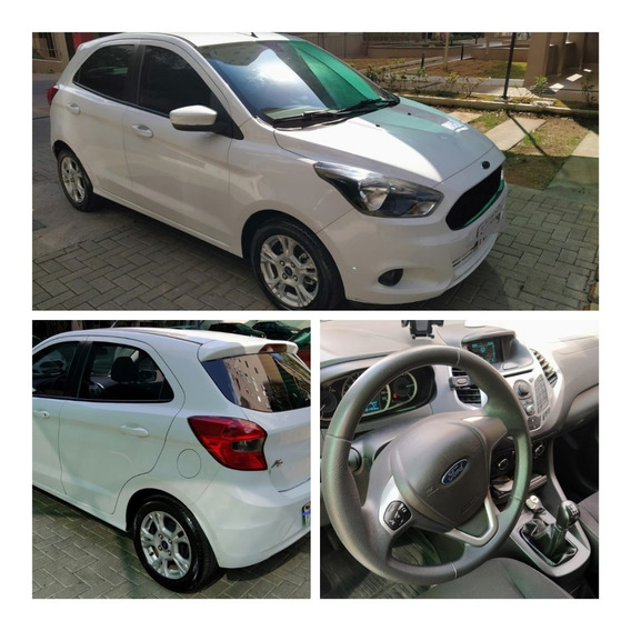 Ford Ka 1.0 Sel Flex 5p 2015