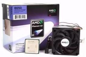 Processador Amd Phenom X3 8650 2,3ghz Am2+ Lacrado Novo