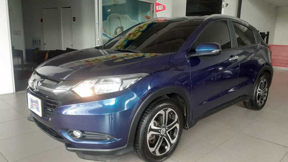 Honda Hrv Exl 2016 At 4x4 Azul