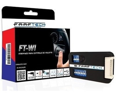 Interface De Volante Faaftech Ft Wi