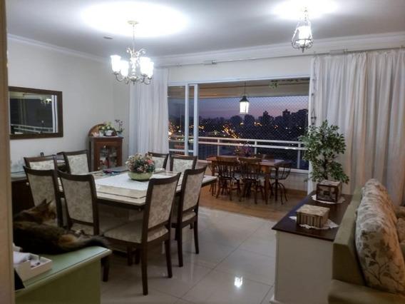 Apartamento Com 3 Dormitórios À Venda, 147 M² - Vila Ema - São José Dos Campos/sp - Ap2064
