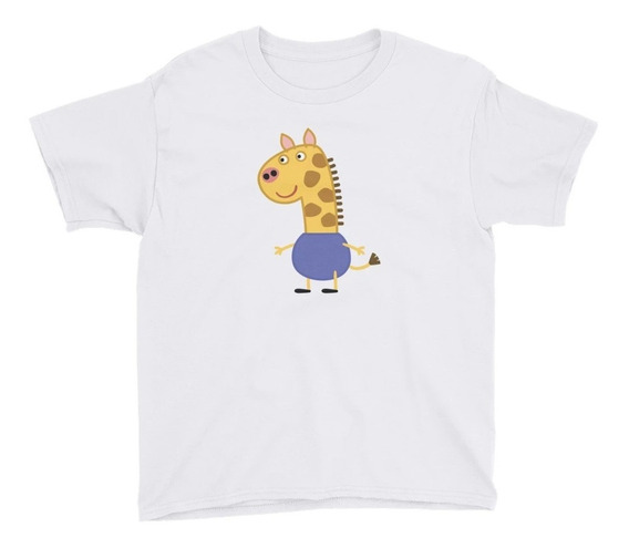 Personalízala Gerald Giraffe Playera Niños