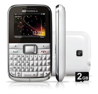 Motorola Ex108, 2 G, Simples, Rádio, Desbloq, Câmera, Raro