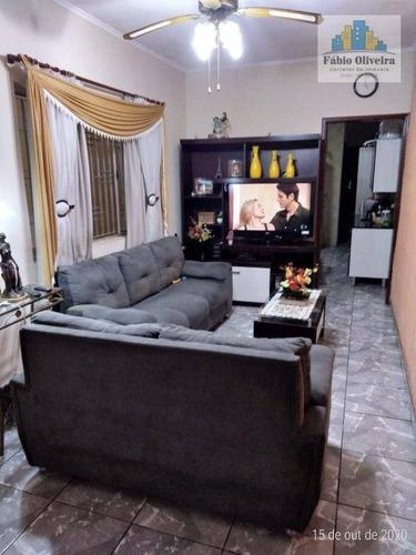 Imagem 1 de 22 de Sobrado Com 2 Dormitórios À Venda, 134 M² Por R$ 290.000,00 - Jardim Vila Rica - Santo André/sp - So0480