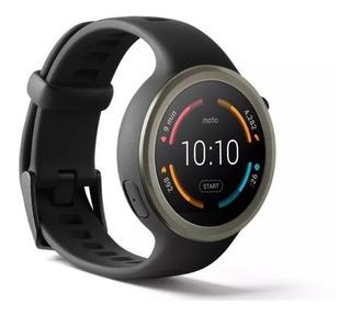 Smartwatch Moto 360 Sport Relógio Original Eua 12x Sem Juros