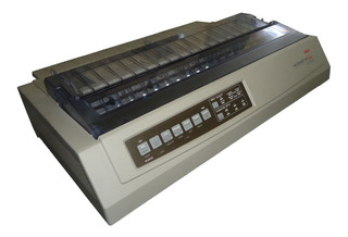 Impresora Matriz De Puntos Oki Microline 391 Turbo 24 Pines