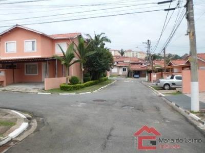 Venda - Casa Em Condomínio Recanto Das Graças Iii / Cotia/sp - 6110