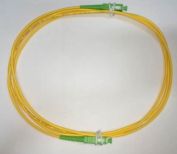 47027 Patch Cord Sc-apc Sc-apc Single Mode Simplex 3.0mm 2m