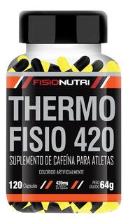 Thermo Fisio 420 - 120 Cáps - Termogênico - Fisionutri