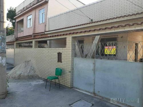 Imagem 1 de 16 de Casa Com 2 Dormitórios À Venda, 123 M² Por R$ 420.000,00 - Jardim Sulacap - Rio De Janeiro/rj - Ca0486