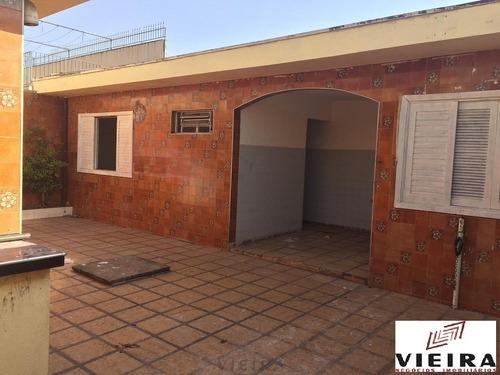 Imagem 1 de 15 de Atenção Construtores! Casa Térrea Ótimo Local - 3588-1