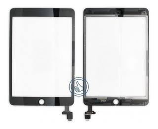 Digitalizador iPad Mini 3 A1599 A1600 A1601 Ic Chip Negro