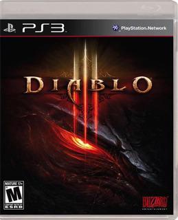 Diablo Iii Console Ps3 - S001