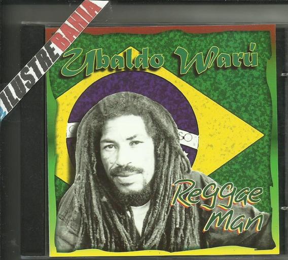 Cd Ubaldo Warú Reggae Man