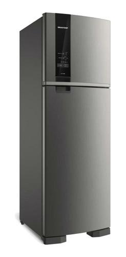 Geladeira/refrigerador 400 Litros 2 Portas Inox Frost Free - Brastemp - 220v - Brm54hkbna