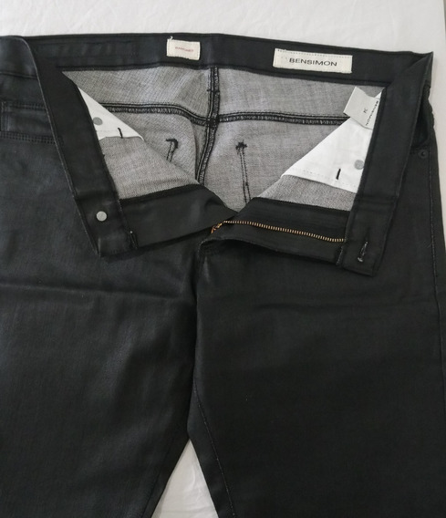Jean Bensimon Ramones Leather Nuevo Talle 34