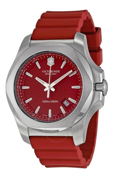Victorinox Swiss Army I.n.o.x Vermelho Modelo 241719.1