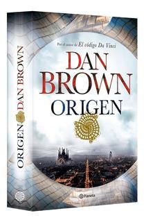 Origen - Dan Brown