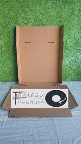 10 Embalagem Caixa Papelão,disco Vinil, Até 14 Lps
