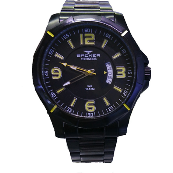 Relógio Backer Todtmoos - 6209253m + Nf-e