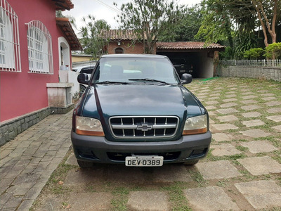 S10 2.4 Cabine Simples 3 Lugares Frente Pit Bull Abaixo Fipe