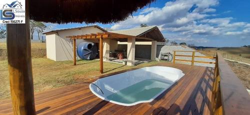 Imagem 1 de 11 de Chácara Para Venda Em Pinhalzinho, Zona Rural, 2 Dormitórios - 1075_2-1186139