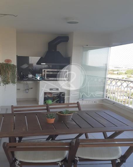 Apartamento Para Venda Na Mansões Santo Antônio Em Campinas - Ap02907 - 33799814